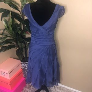 EUC Leona By Leona Edmiston Tiered Dress